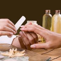 manicure-orientale